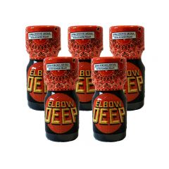 Elbow Deep - Extra Strong Aroma - 10ml - 5 Pack