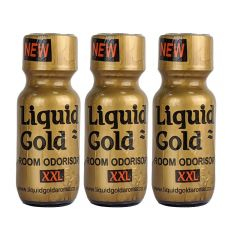 Liquid Gold XXL Aroma - 25ml - 3 Pack