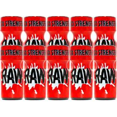 RAW XXX Strength Aroma - 10ml - 10 Pack