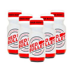 Red Bullet XXX Strong Aromas - 25ml - 5 Pack