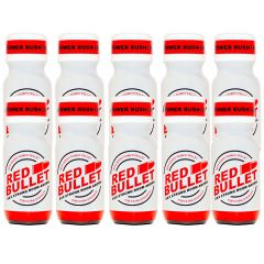 Red Bullet XXX Strong Aromas - 25ml - 10 Pack