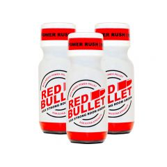 Red Bullet XXX Strong Aromas - 25ml - 3 Pack