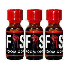 Fist Aroma 25ml Super Strength - 3 pack