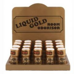 Liquid Gold Aroma - 10ml -  Tray 20 Pack