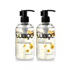 Lubido Anal Ease Water Based Lubricant - 250ml - Twin Pack