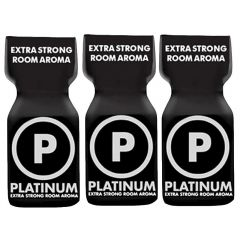 Platinum Aroma - 10ml Extra Strong - 3 pack