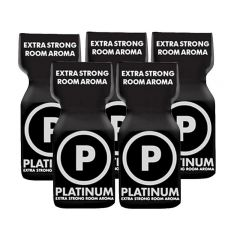 Platinum Aroma - 10ml Extra Strong - 5 Pack