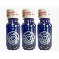 Potent Blue Room Aroma - 22ml XXX Strong - 3 Pack