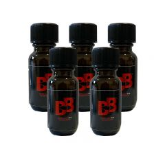 BB-Bareback Hard Core Aroma - 25ml - 5 Pack