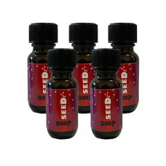 Deep Seed Strong Aroma - 25ml - 5 Pack