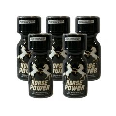 Horse Power Extra Strong Aroma with Power Pellet - 15ml - 5 Pack