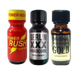 Power Rush 25ml-Berlin-Amsterdam Multi