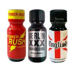 Power Rush 25ml-Berlin-English Multi
