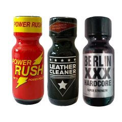 Power Rush 25ml-Leather Cleaner-Berlin Multi