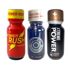 Power Rush 25ml-Potent Blue-Xtreme Power Multi