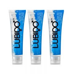 Lubido Water Based Lubricant - 100ml - Triple Pack