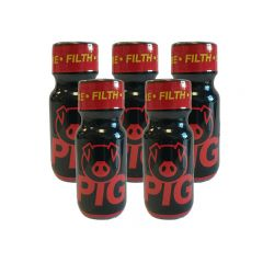 Pig Red Aroma - 25ml - 5 Pack